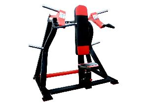 K Pro Seated Incline Chest Press Machine