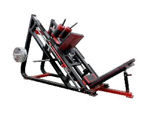 K Pro Leg Press Machine with Hack