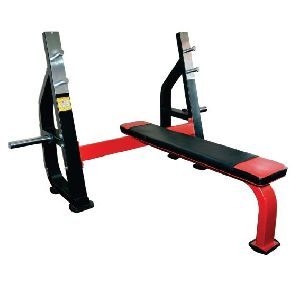K Pro Olympic Flat Bench Press Machine