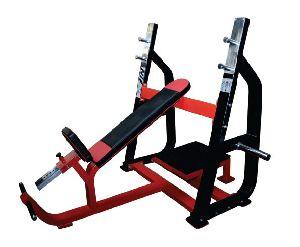 K Pro Olympic Incline Bench Press Machine