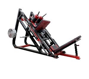 Normal Leg Press Machine with Hack