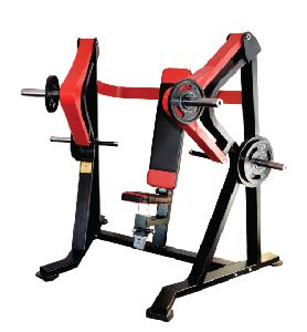 Normal Seated Flat Chest Press Machine