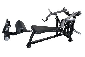 S Pro DA Decline Bench Press Machine