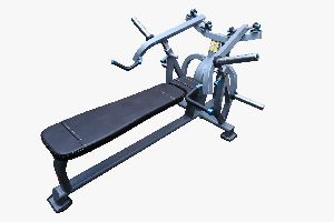 S Pro DA Flat Bench Press Machine