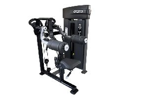 S Pro Seated Lateral Raise Machine