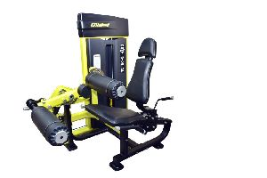 S Pro Leg Extension Curl Seated Machine