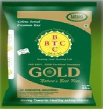 BTC Green Gold Sona Masoori Rice