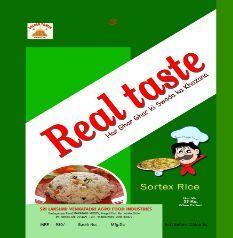 Real Taste Sona Masoori Rice