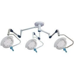 Triple Dome Ceiling OT Light