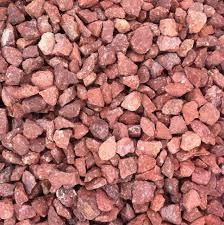 Red Sandstone Pebbles Gravels