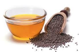 Organic Mustard Oil