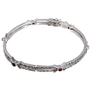 92.5 Sterling Silver Bangle