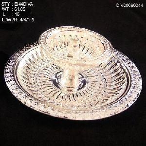 92.5 Sterling Silver Diya