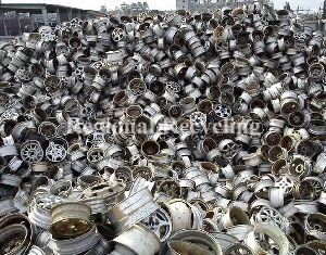 Aluminium Wheel Scrap