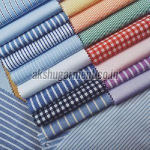 Blended Shirting Fabric