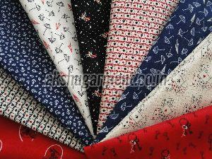 Designer Shirting Fabric