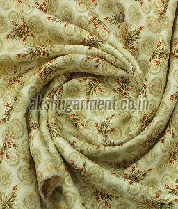 Embroidered Shirting Fabric