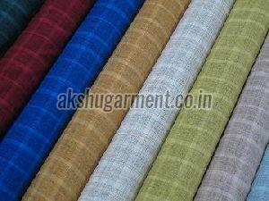 Slub Shirting Fabric