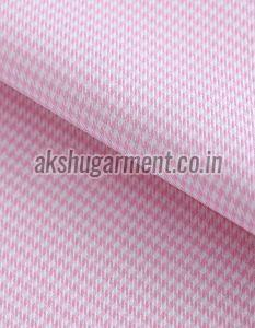 Staple Shirting Fabric