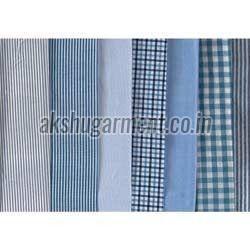 Striped Shirting Fabric
