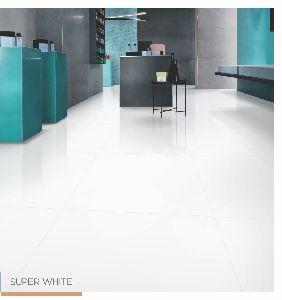 800X800mm Full Body Super White Vitrified Tiles