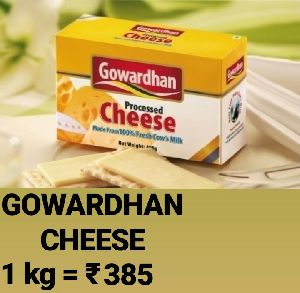 Gowardhan Processed Cheese