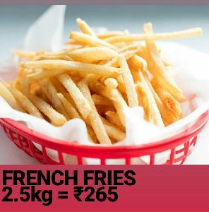 Plain French Fries