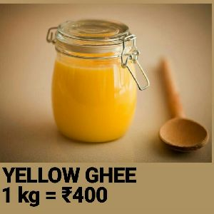 Pure Yellow Ghee