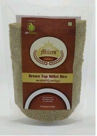 Brown Top Millet Rice