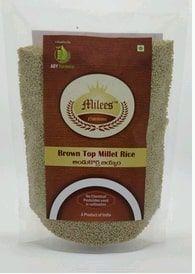 Brown Top Millet Rice