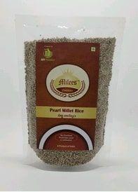 Pearl Millet Rice
