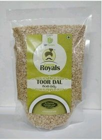 White Toor Dal