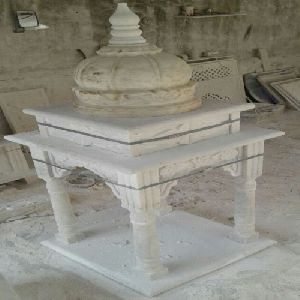White Marble Temple 02