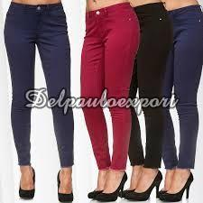 Ladies Comfort Fit Jeans