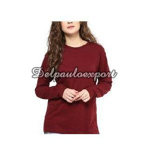 Ladies Full Sleeve T-Shirt