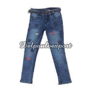 Ladies Party Wear Jeans