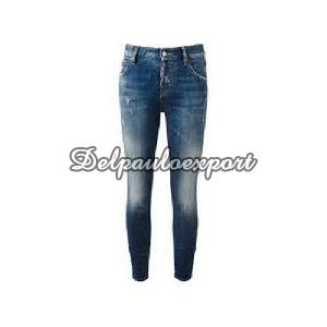Ladies Regular Fit Jeans