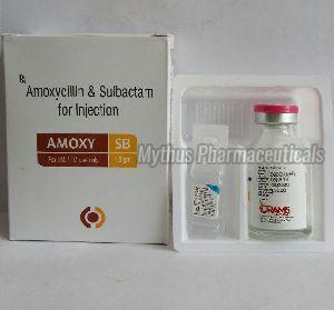 Amoxycillin and Sulbactam Injection