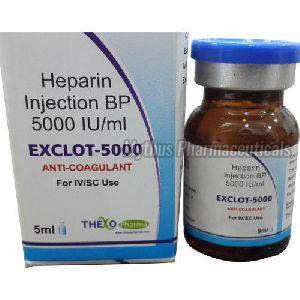 Heparin Injection