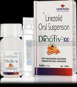 Linezolid Dry Syrup
