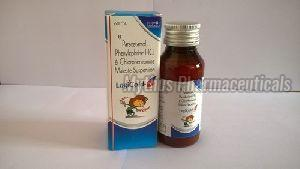 Paracetamol Phenylephrine and Maleate Syrup