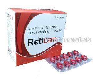 Reticam Softgel Capsules