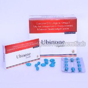 Ubinone Softgel Capsules