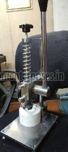 Tikki Press Machine