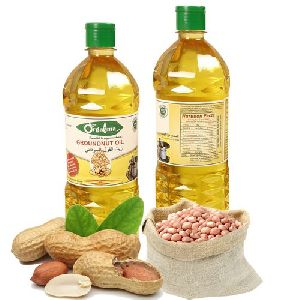 1 Ltr Groundnut Gold Oil