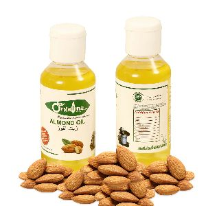 500 Ml Almond Oil