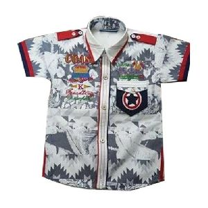 Designer Kids Shirts