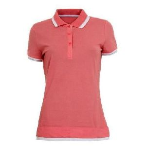 Ladies Polo T-Shirt