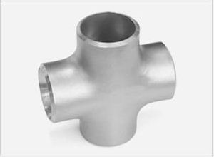 SS Pipe Cross Connector