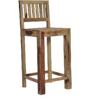 Sheesham Wood Bar Chairs